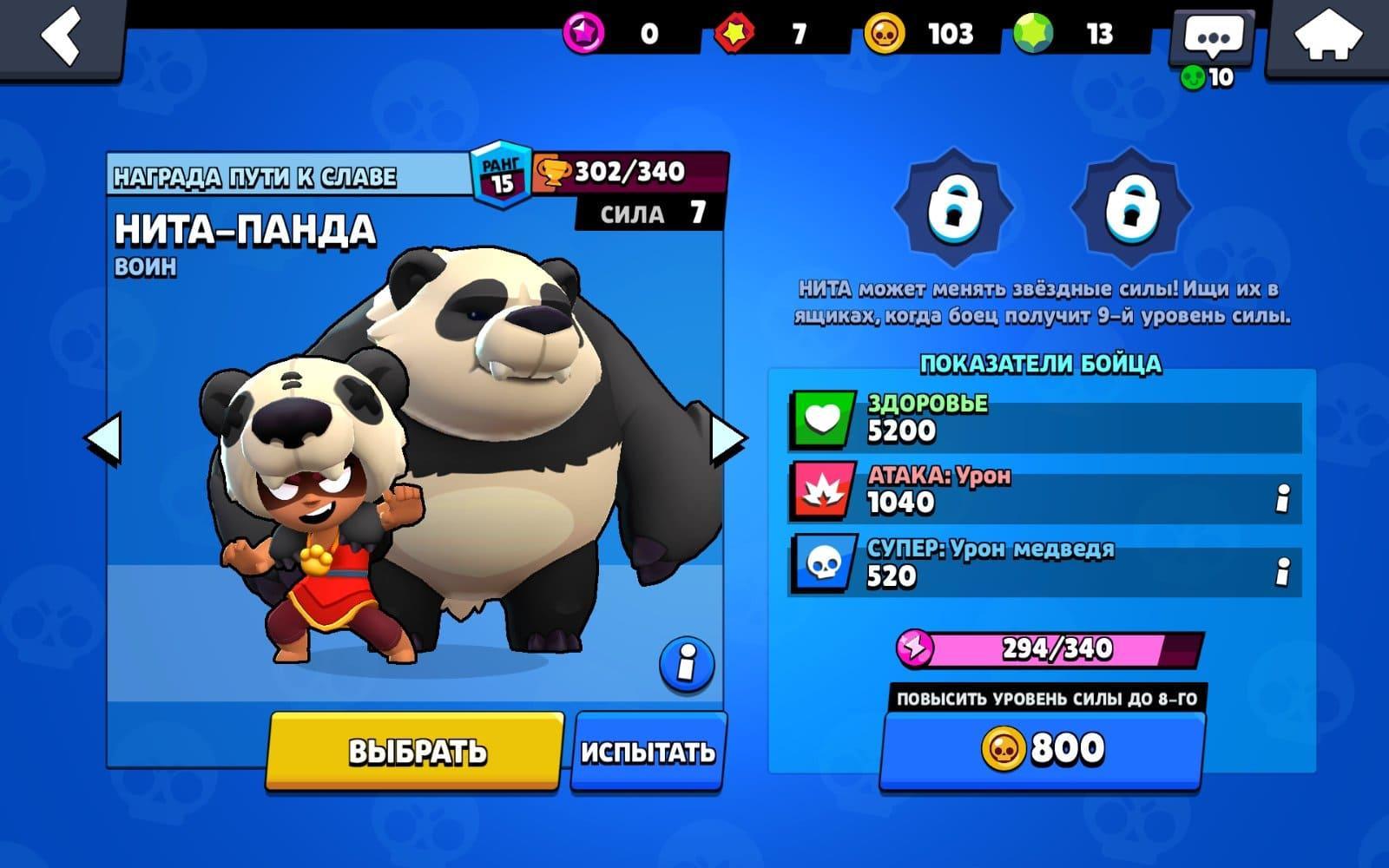 Нита-Воин Панда