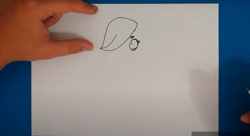 Как нарисовать Колетт 10