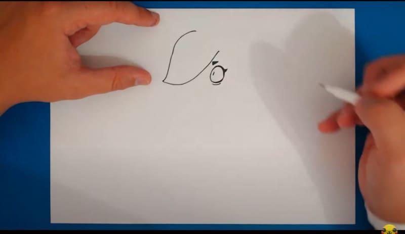 Как нарисовать Колетт 8