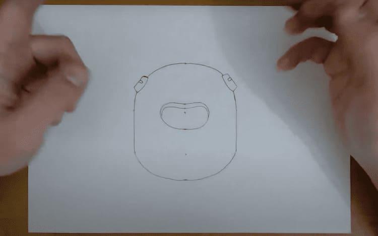Как нарисовать Спайк