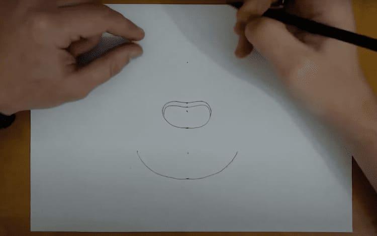 Как нарисовать Спайка из Бравал Старс