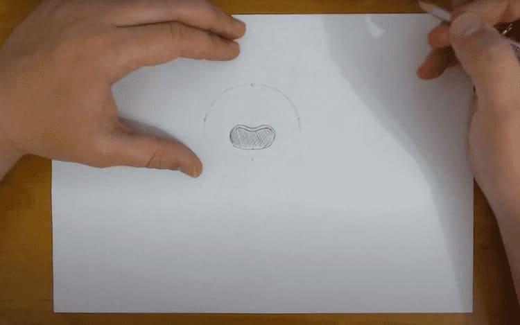 Как нарисовать Спайка из Бравл Старс легко