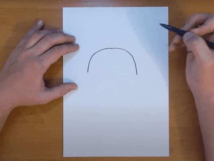 Как нарисовать Спайка из Brawl Stars