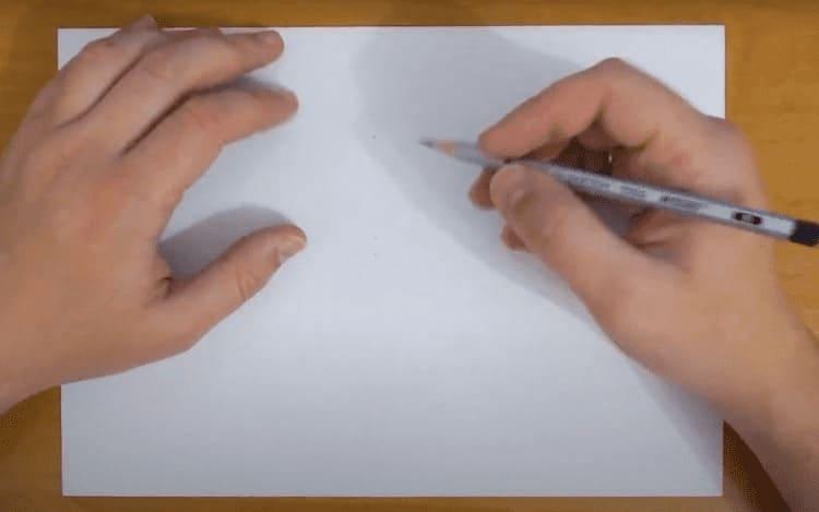 Как нарисовать Спайка легко