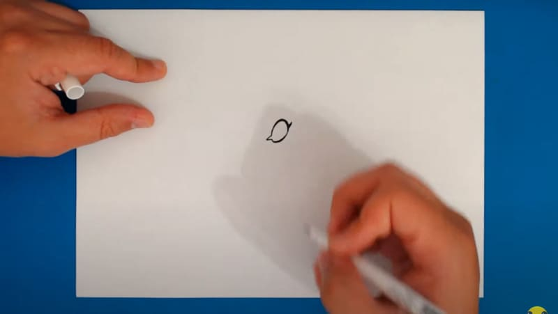 Как нарисовать скин Колетт 1