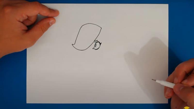 Как нарисовать скин Малефисента Колетт 2