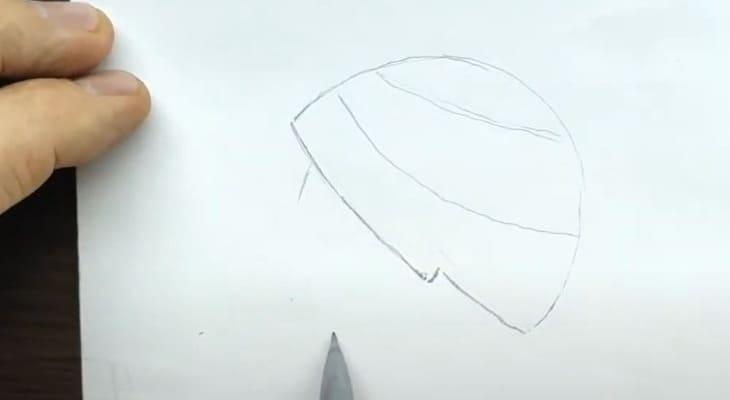 как нарисовать бравлера эдгара